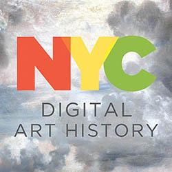 NYC Digital Art History Logo